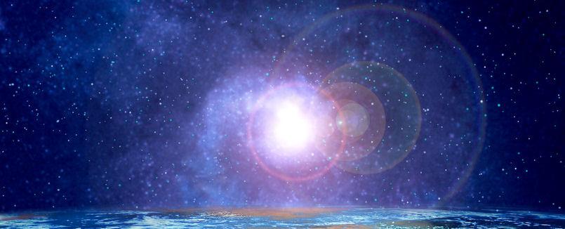 Bright Galaxy Lights 1