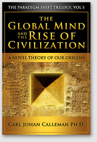 global mind and rise of civilization book