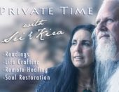 Private time with Sri & Kira