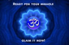 Ready for your Miracle